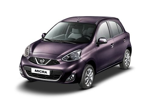 Nissan Micra Night Shade Color