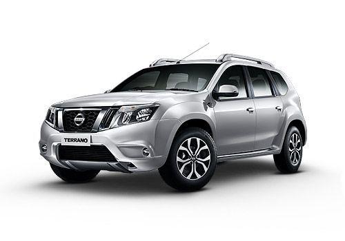 Nissan Terrano Pearl White Color