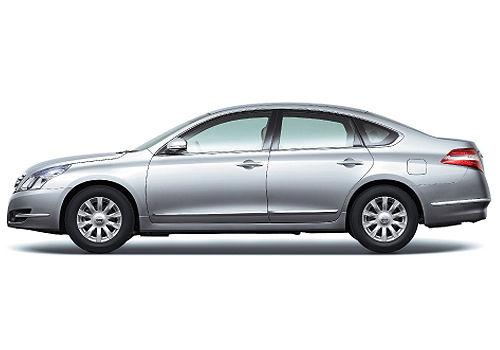 Nissan Teana Brilliant Silver Color