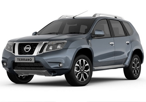 Nissan Terrano 2013-2017 Sterling Grey Color