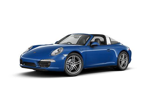 Porsche 911 2014-2016 Carrera 4 Black Edition