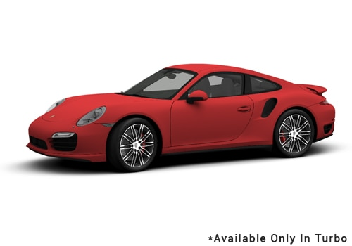 Guards Red - Turbo