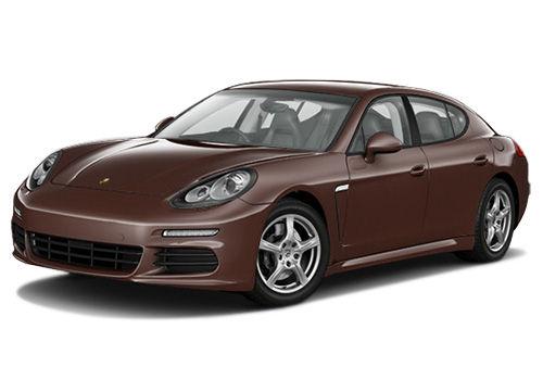 Porsche Panamera 2010-2013 Cognac Metallic Color