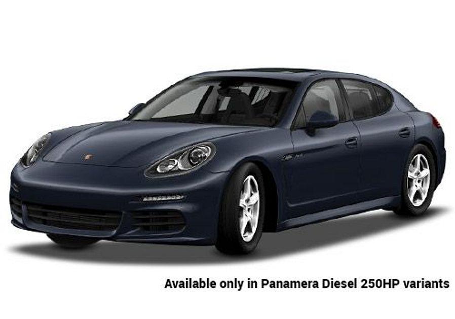 Dark Blue Metallic Diesel 250HP Variant