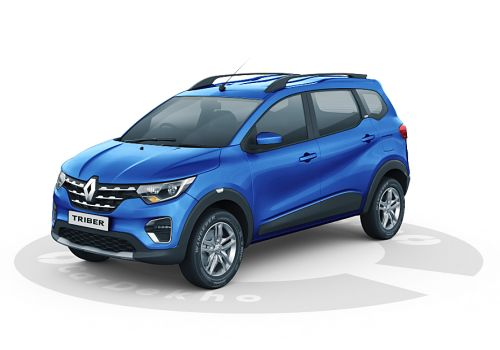 Renault Triber Rxe On Road Price Petrol Features Specs Images