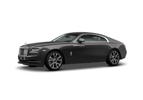 Rolls-Royce Wraith ANTHRACITE Color