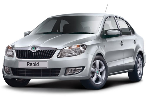 Skoda Rapid 2011-2013 Leisure 1.6 MPI MT