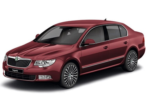 Skoda Superb 2009-2014 2.0 TDI PD