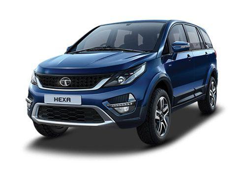 Tata Hexa Image