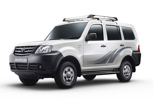 Tata Movus LX 7 Seater Captain