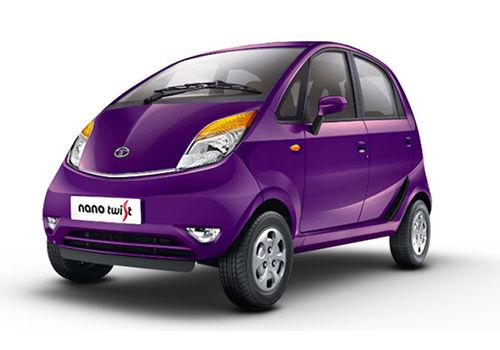 Tata Nano 2012-2015 Damson Purple Color
