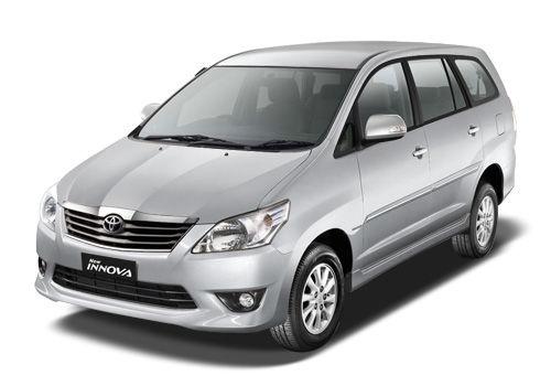 Toyota Innova 2004-2011 Super white Color