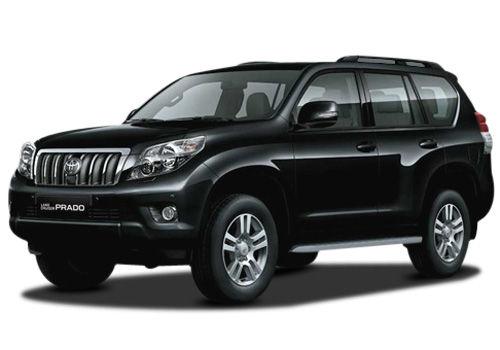 Toyota Land Cruiser Prado 2009-2013 Black Color