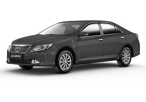 Toyota Camry 2012-2014 Grey Metallic - Camry Color