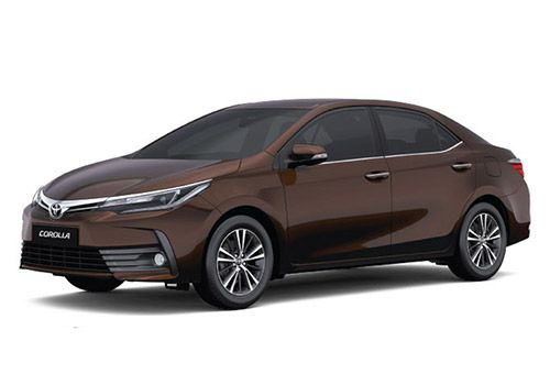 Toyota Corolla Altis 1 8 GL On Road Price (Petrol), Features & Specs