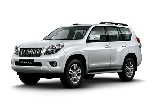 Toyota Land Cruiser Prado 2009-2013