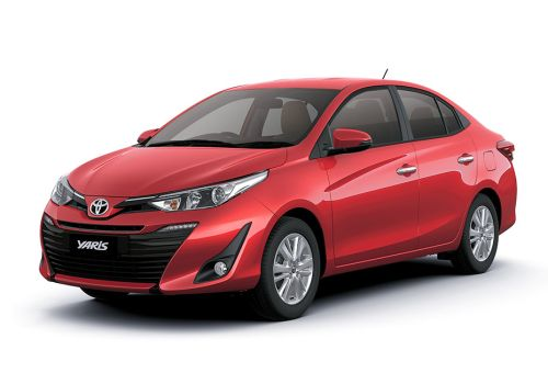 Toyota Yaris Pictures