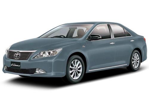 Toyota Camry 2002-2011 Silver Metallic Color