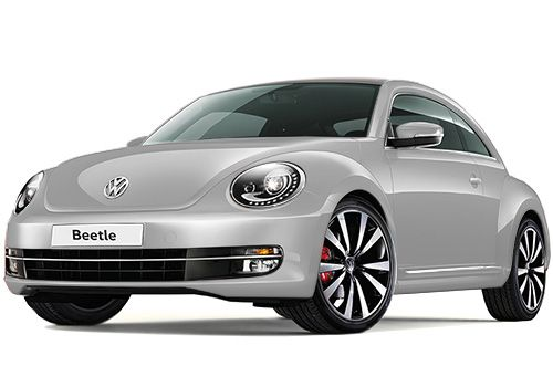 Volkswagen Beetle Oryx White Color