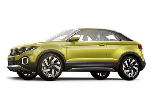 Volkswagen T Cross Price In India Launch Date Images