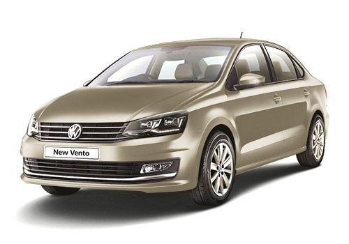 Volkswagen Vento Titanium Beige Color