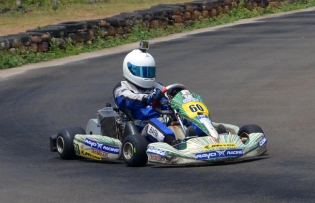 Ameya extends lead in National Championship