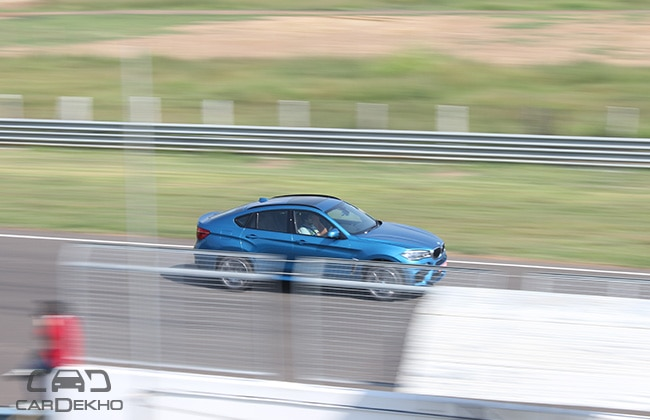 BMW M Series Road Test Images