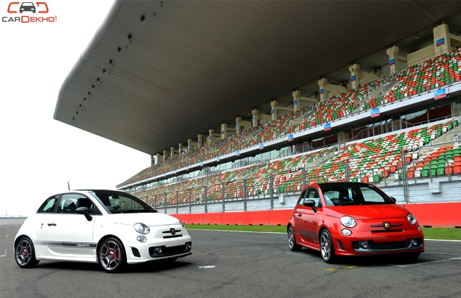 Fiat 500 Road Test Images