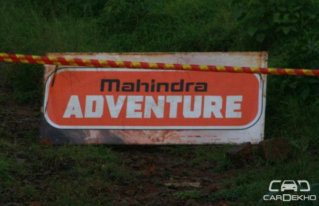 Mahindra Adventure