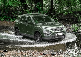 Tata Harrier On Road Price In Hyderabad Secunderabad 2020 Offers Images