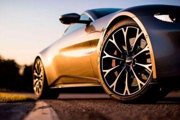 Aston Martin Vantage Wheel