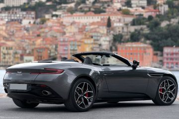 Aston Martin DB11 Rear Right Side