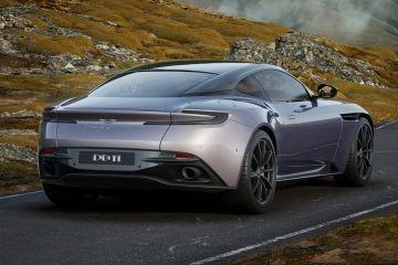 Aston Martin DB11 Rear Right Side