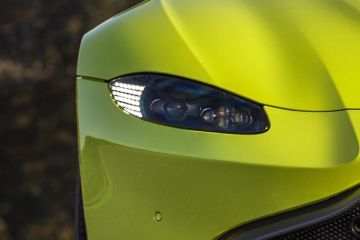 Aston Martin Vantage Headlight