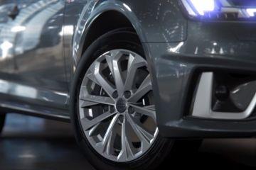 Audi A4 Wheel