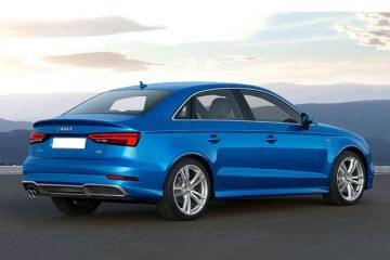 Audi A3 Rear Right Side
