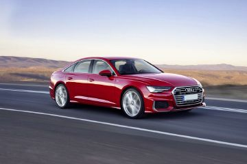 Used Audi A6 in Bangalore