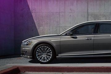 Audi A8 Wheel