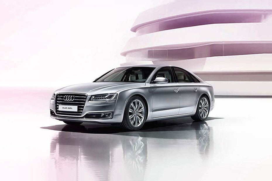 Used Audi A8 2014-2019 in Mumbai