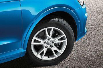 ఆడి క్యూ3 Wheel