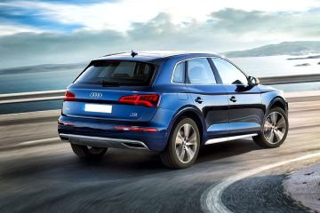 Audi Q5 Rear Right Side
