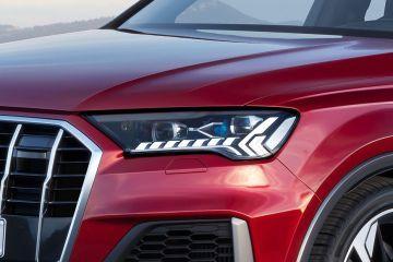 Audi Q7 2020 Headlight