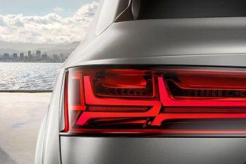 Audi Q7 Taillight