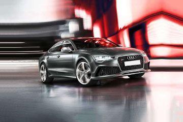 Audi RS7 2015-2019