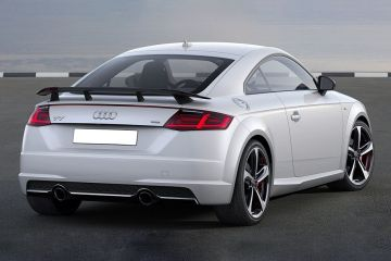 Audi TT Rear Right Side
