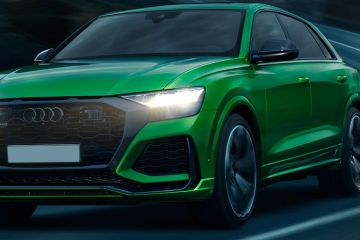 Audi RS Q8 Headlight