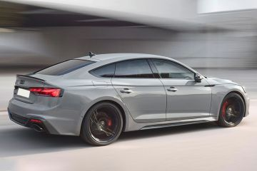 Audi RS5 Rear Right Side