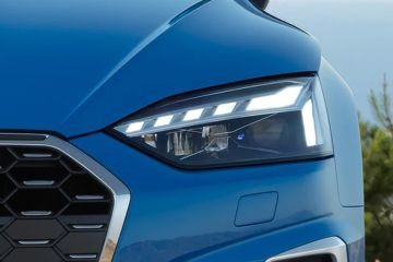 Audi S5 Sportback Headlight