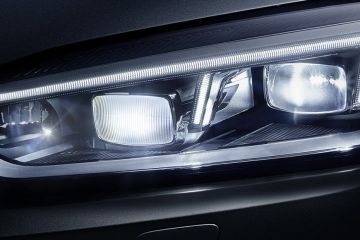 Audi S5 Headlight