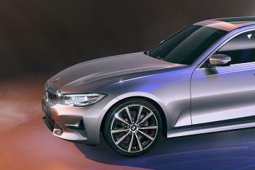 BMW 3 Series Gran Limousine Wheel